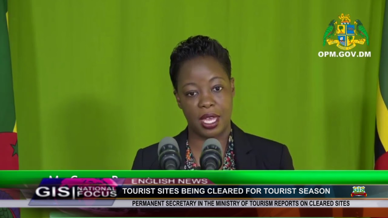 SITES BEING CLEARED AHEAD OF UPCOMING TOURIST SEASON 1