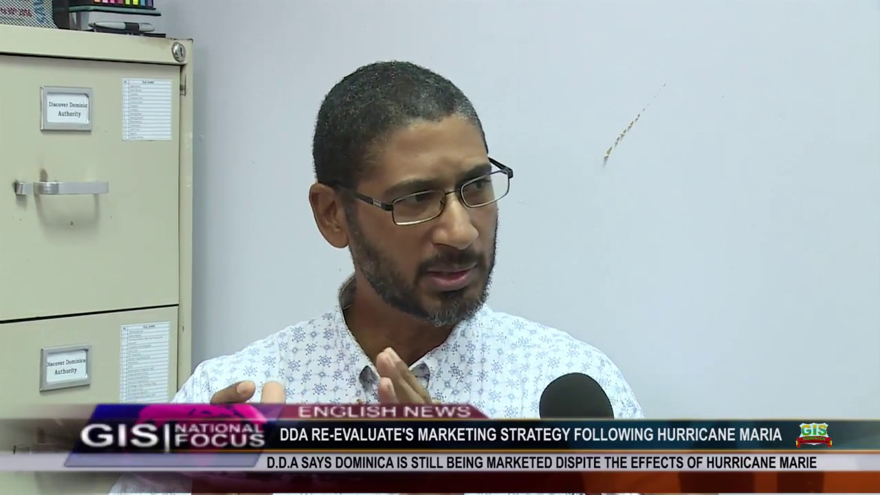 DDA REEVALUATE'S MARKETING STRATEGY FOLLOWING HURRICANE MARIA 5