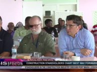 Construction Stakeholders discuss best way forward for the industry