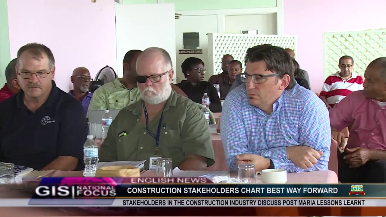 Construction Stakeholders discuss best way forward for the industry 3
