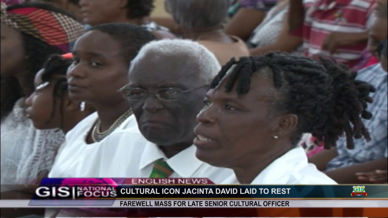 CULTURAL ICON JACINTA DAVID LAID TO REST 8