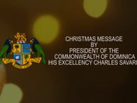 2017 Christmas Message by President of the Commonwealth of Dominica H E  Charles Savarinavarin