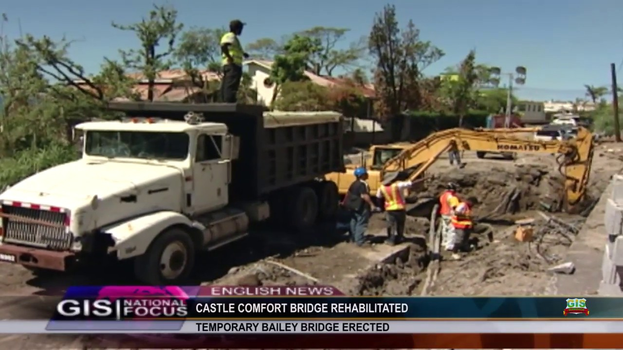 CASTLE COMFORT BRIDGE REHABILITATED 10
