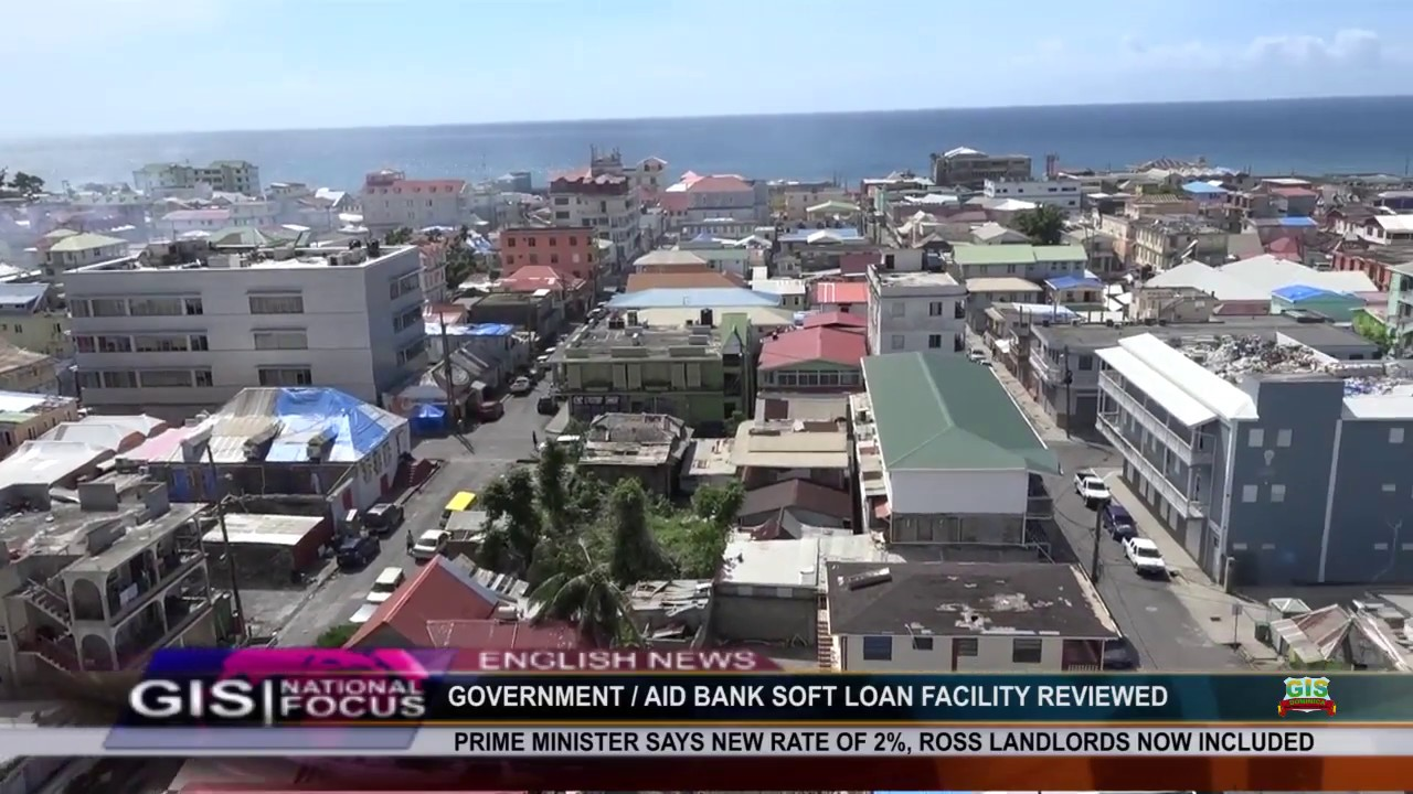 GOVERNMENT / AID BANK SOFT LOAN FACILITY REVIEWED 5