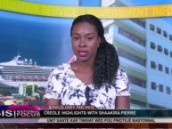 CREOLE HIGHLIGHTS with Shaakira Pierre for December 8, 2017