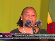 Small businesses to receive emergency grant