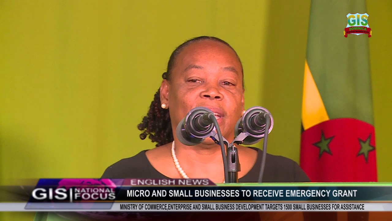 Small businesses to receive emergency grant 5