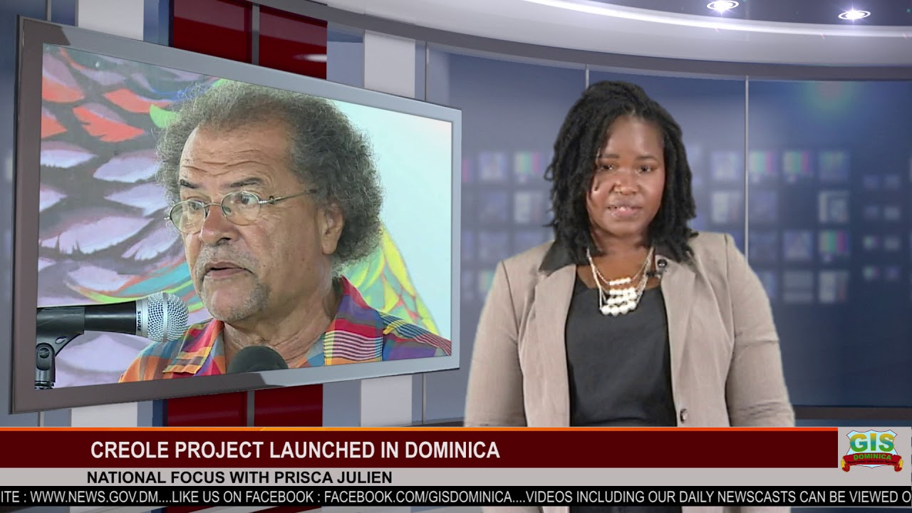 GIS Dominica National Focus for April 9,  2018 2