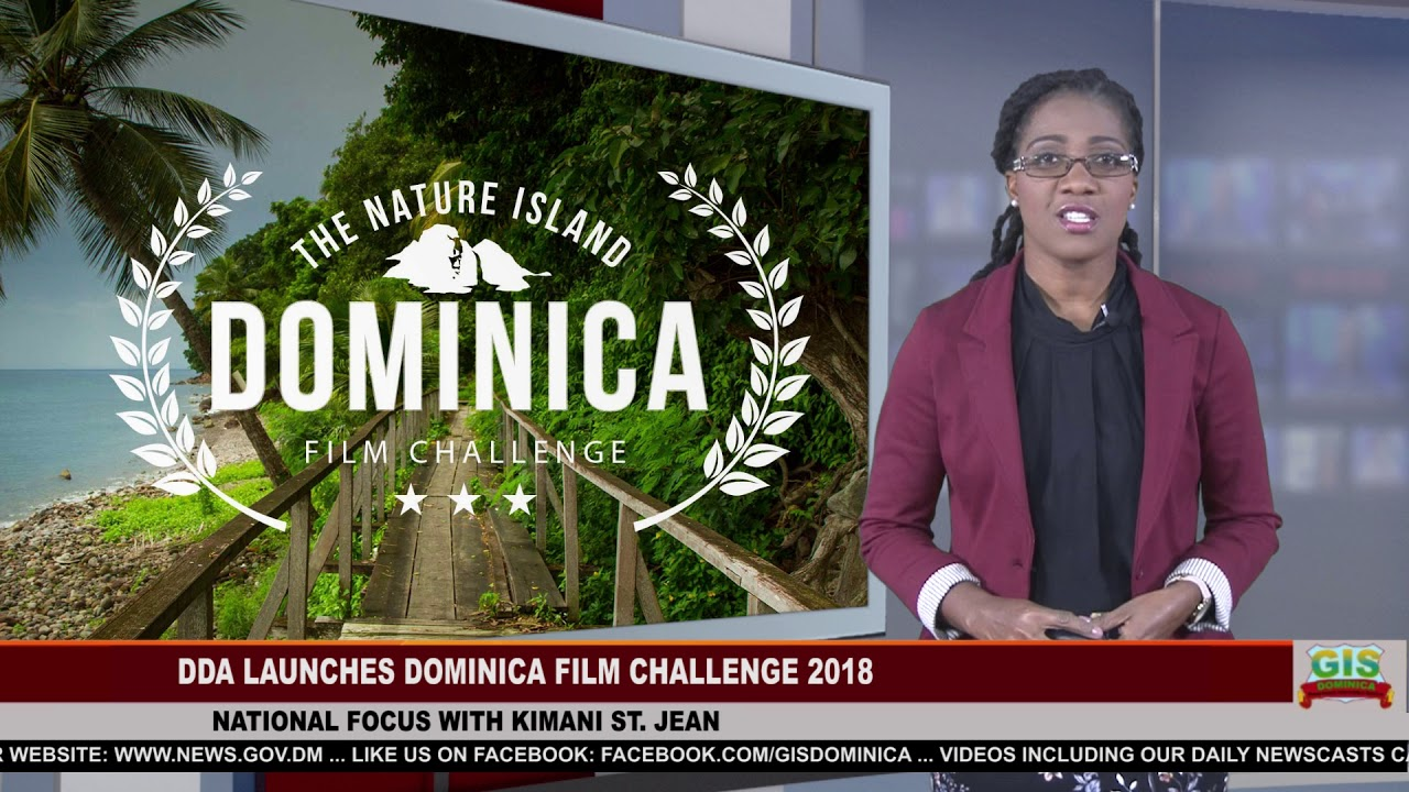 GIS Dominica National Focus for June 20, 2018 1