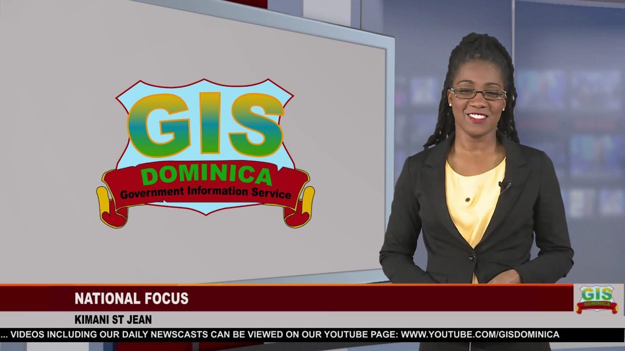 NATIONAL FOCUS for Friday July 6, 2018  with Kimani St. Jean 6