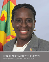 Message from Dr. Clarice Modeste Curwen on World Tourism Day 6