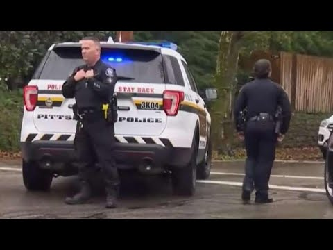 11 Dead in Shooting at Pittsburgh Synagogue 2