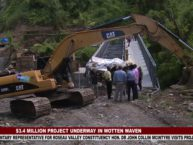 $3.4 MILLION BRIDGE PROJECT UNDERWAY IN WOTTEN WAVEN 5