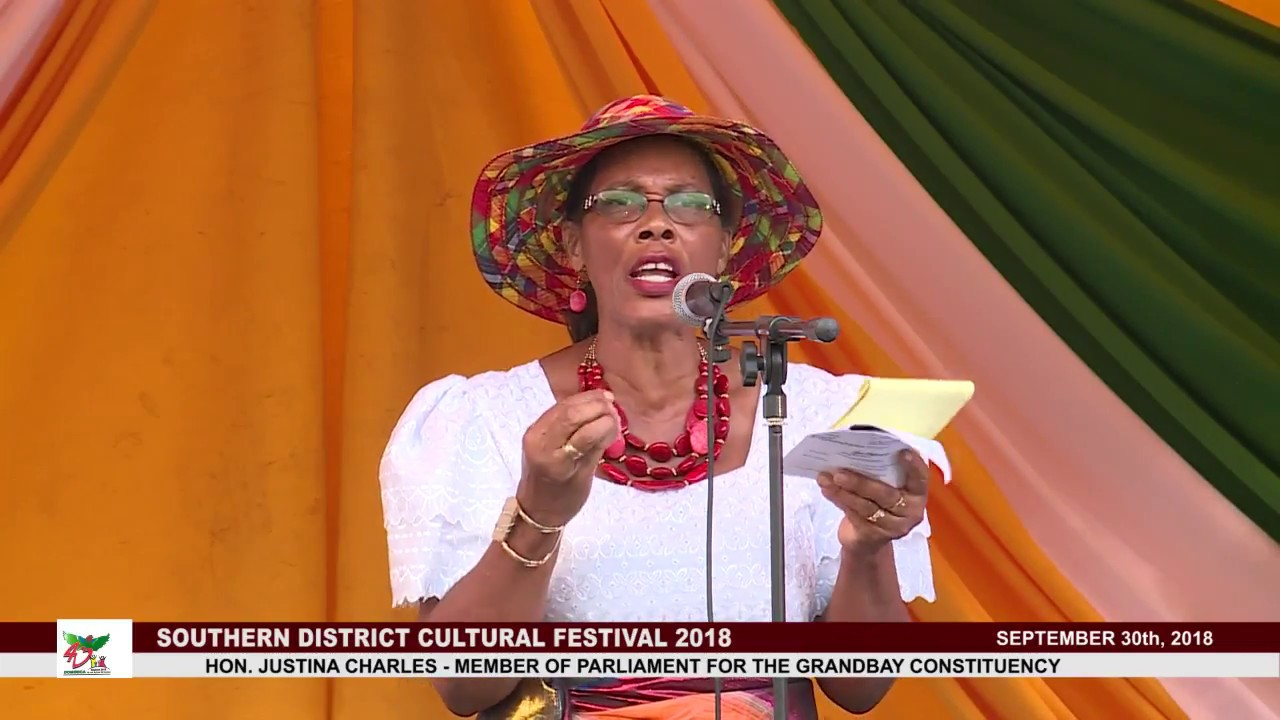 SOUTHERN DISTRICT CULTURAL FESTIVAL 2018 1