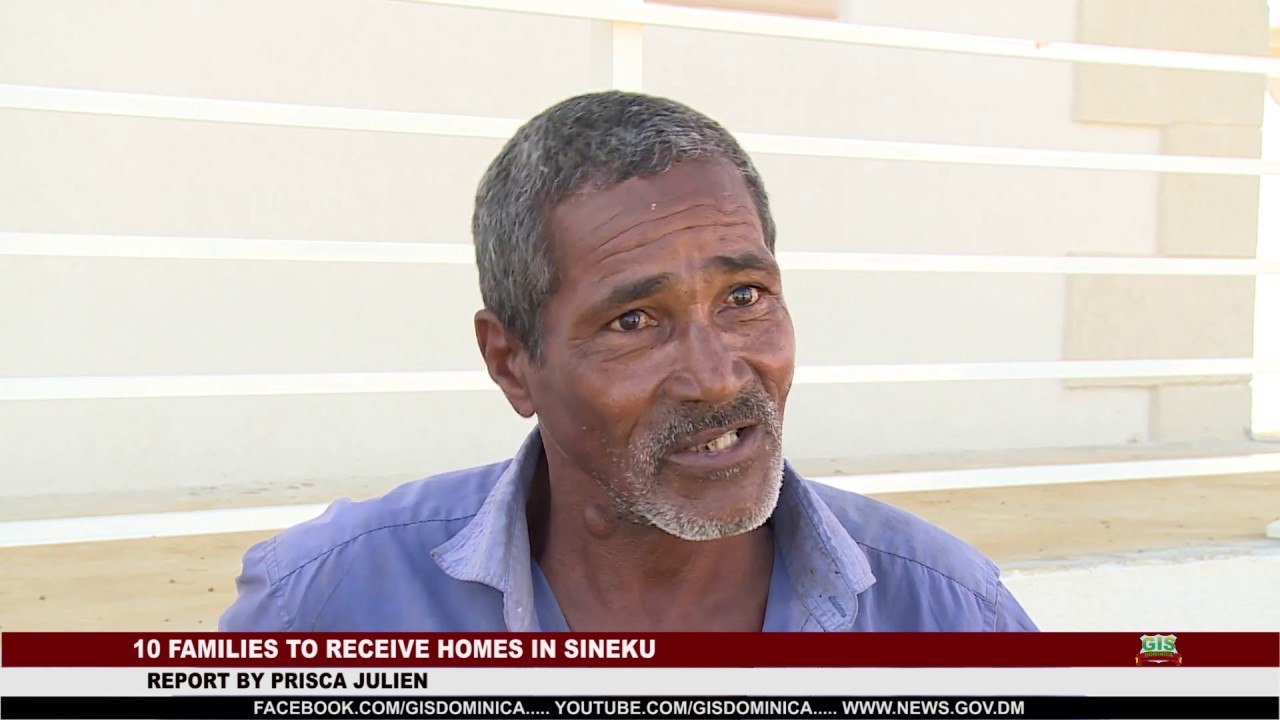 TEN FAMILIES TO RECEIVE NEW HOMES IN SINEKU 7