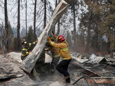 Camp Fire leaves over 13000 without homes this Thanksgiving: Fires by the numbers 5