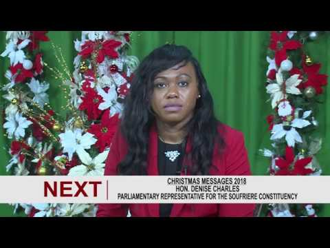 Christmas Message by Hon. Denise Charles 4