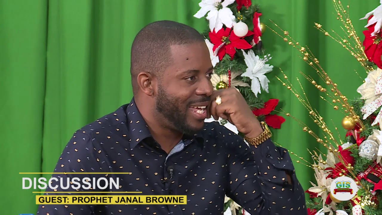 DISCUSSION WITH PROPHET JANAL BROWNE 6