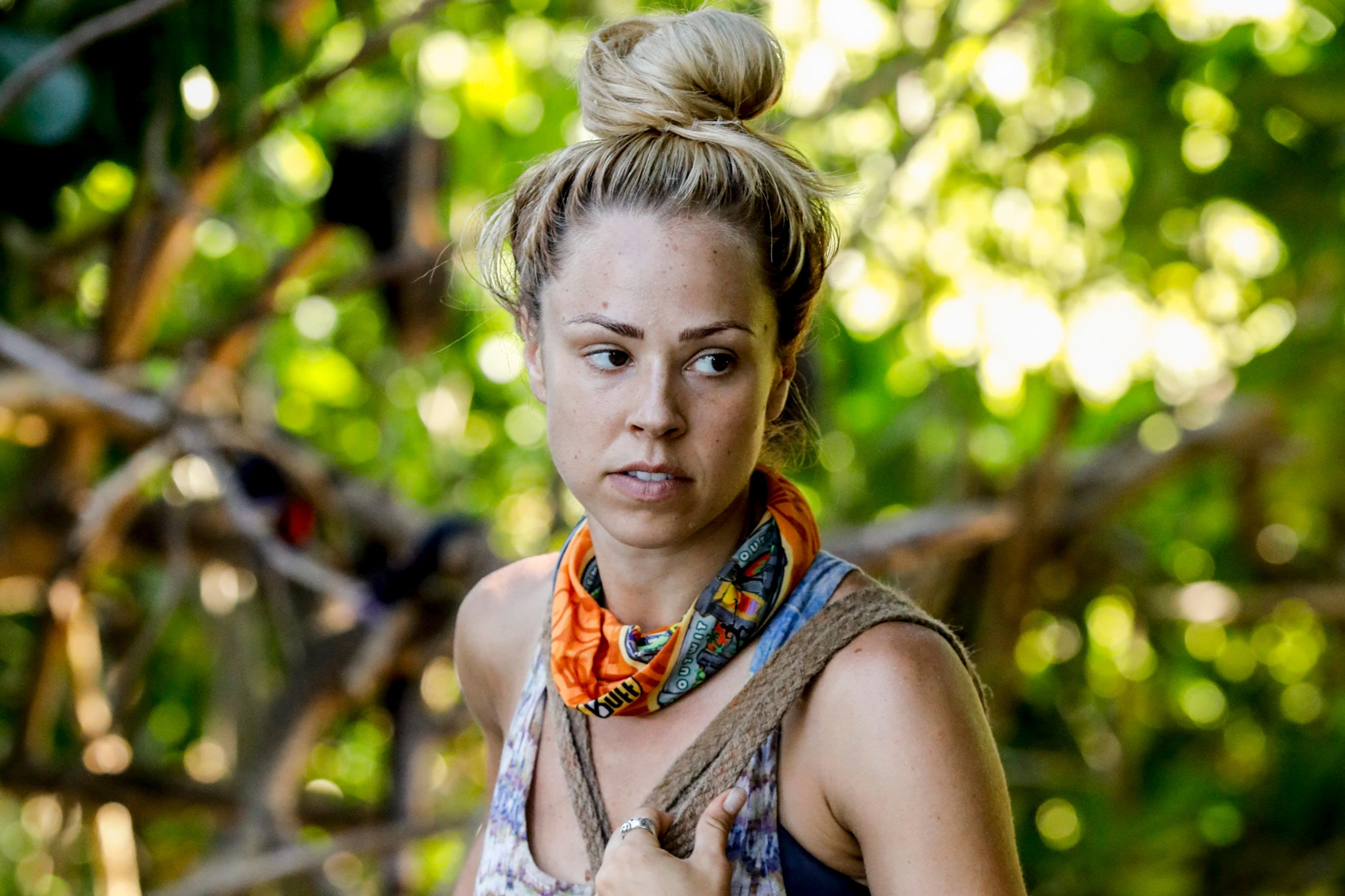 Kara from <em>Survivor</em> on what went wrong with the fire-making 4