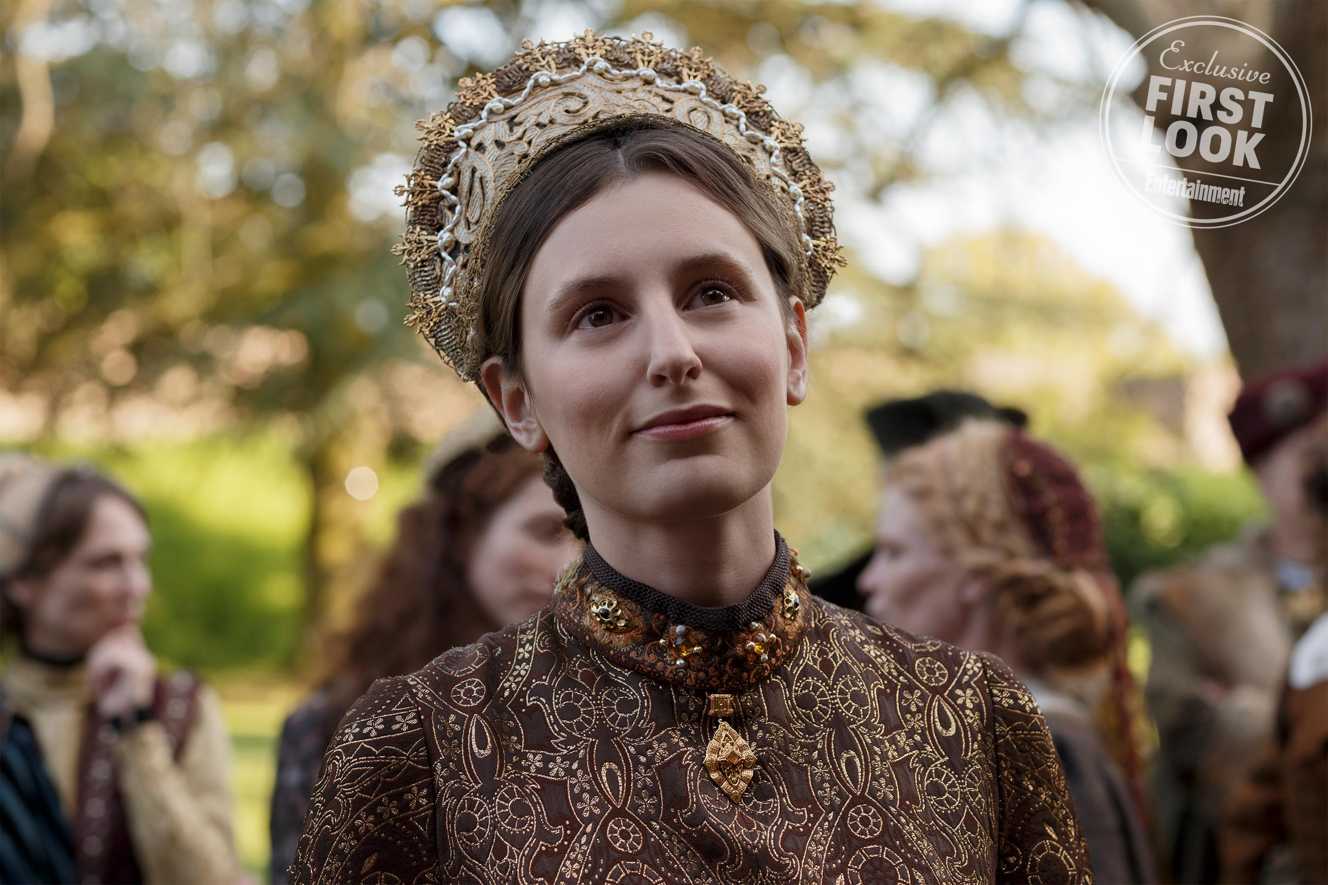 Exclusive: Get your first look at Catherine of Aragon in The Spanish Princess 8