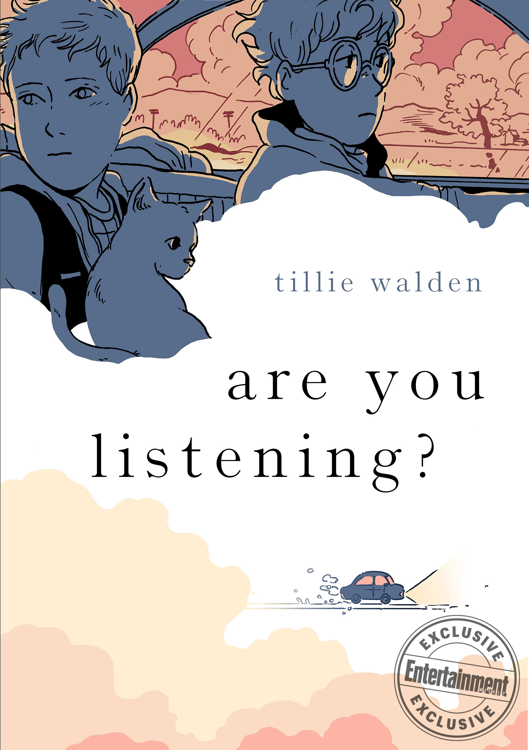 You need to be reading graphic novelist Tillie Walden — heres your first look at her next book 8