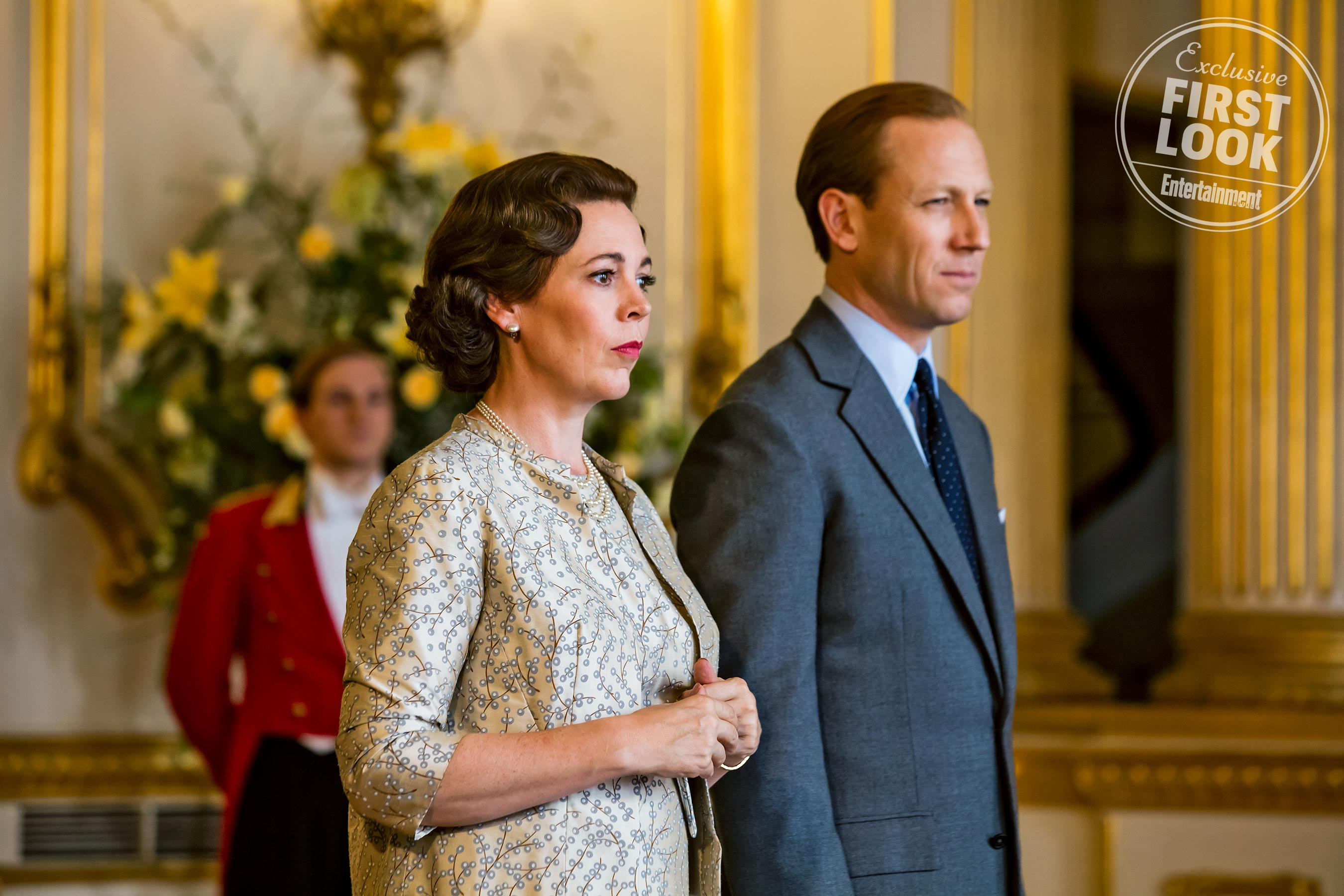 <em>The Crown</em> season 3 first look photos show majestic new cast 1
