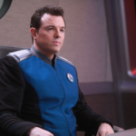 Seth MacFarlane teases season 2 of  The Orville that's a major step up in scope 1