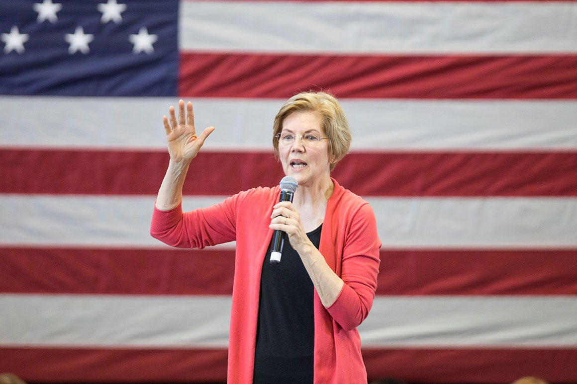 Warren expected to announce candidacy on Feb. 9 - POLITICO 5