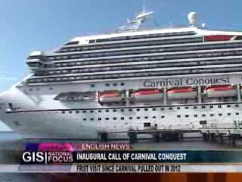 GIS Dominica, National Focus for November 18, 2013 10