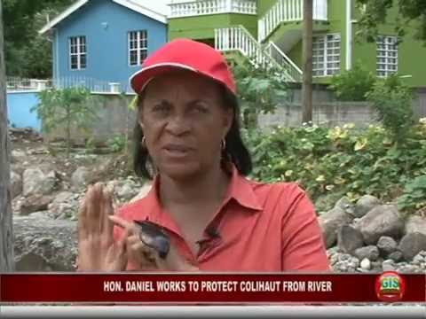GIS Dominica Special Report: Colihaut Constituency Tour 1