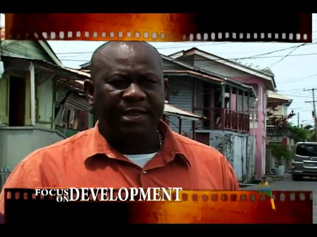 GIS Dominica: Focus On Development - Soufriere 9