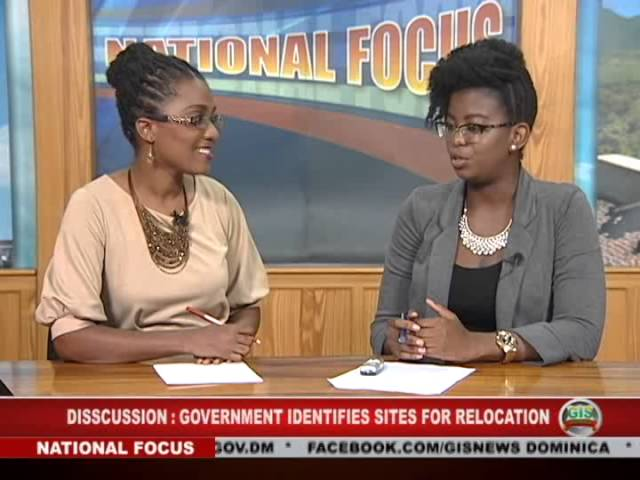 GIS Dominica, National Focus for October 12, 2015 9