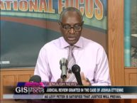 GIS Dominica, National Focus for August 29, 2014 12