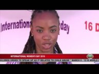 GIS Dominica Special Report: International Women's Day 2016 on the Streets 5