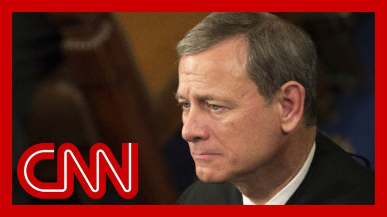 Is Chief Justice Roberts the new swing vote on the Supreme Court? 1