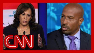 Van Jones on Kamala Harris' debate performance: A star was born 6