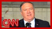 Pompeo: Trump doesn't want war with Iran 4