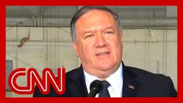 Pompeo: Trump doesn't want war with Iran 9