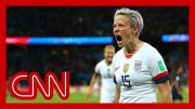 US defeats France to advance to World Cup semifinal 2