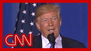 Trump tweets Kim Jong Un an invitation to meet at DMZ 10