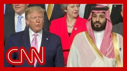 Trump says he's 'extremely angry' about the murder of Jamal Khashoggi 3