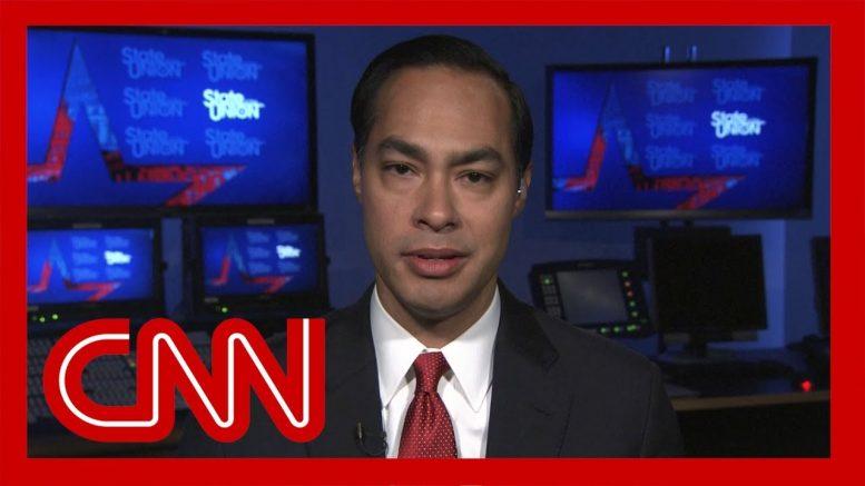 Julián Castro: Trump likes to terrorize immigrant families 1