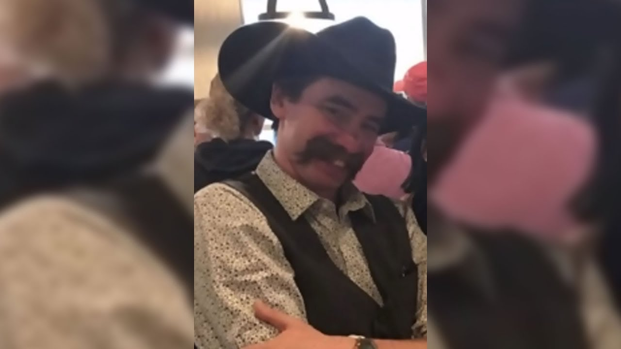 Suspected dine-and-dash cowboy nabbed in Calgary 1
