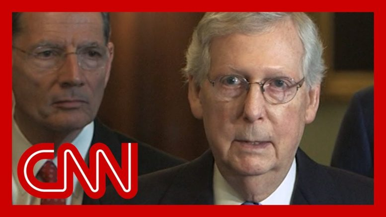 Mitch McConnell: Obama elected to make up for 'sin of slavery' 1