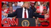 CNN reporter: We don't know where Trump got this number 3