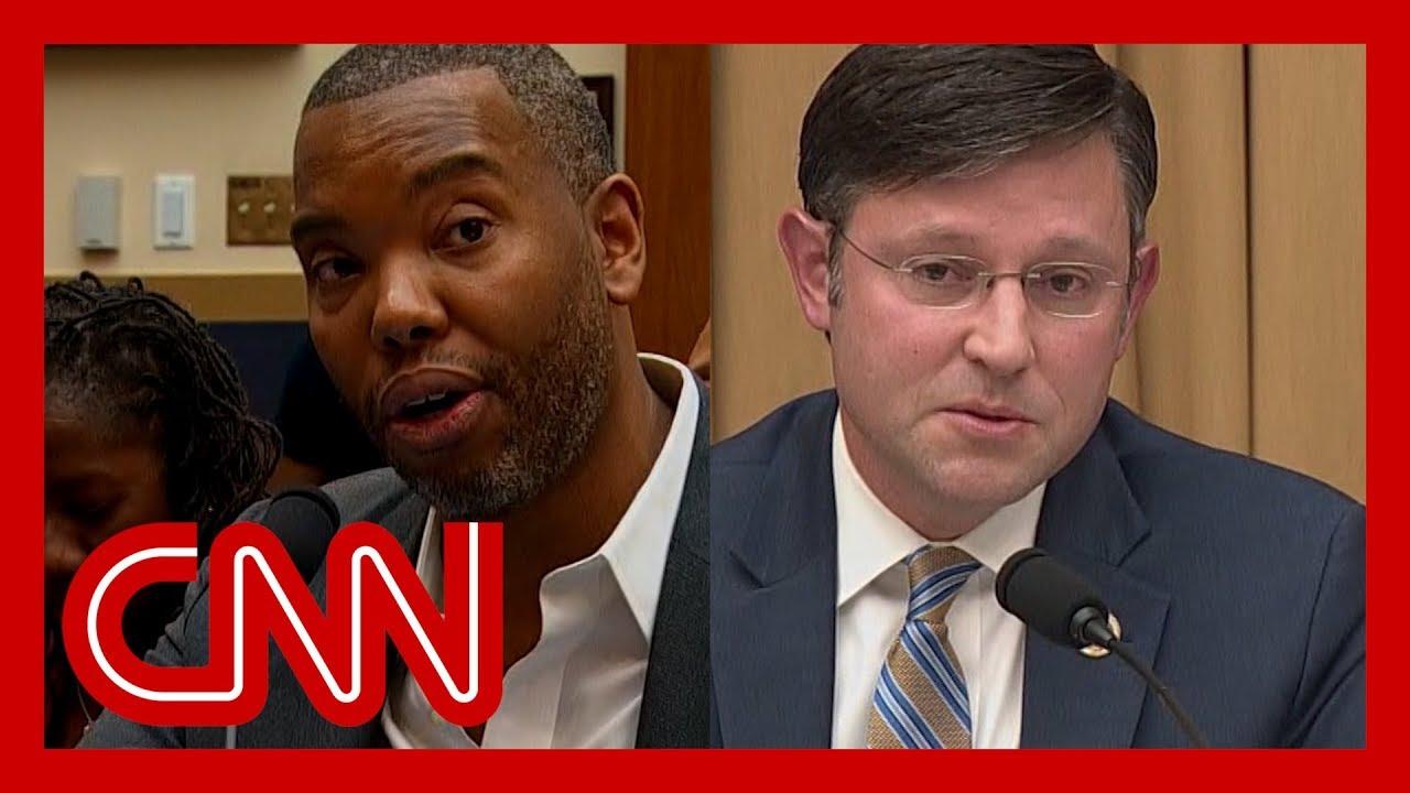 Congressman booed in reparations hearing 6