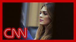Congressman: Hope Hicks refused to answer these questions 7