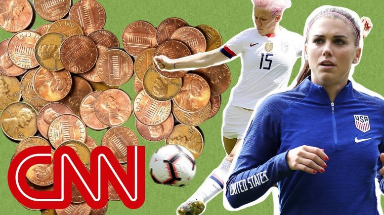 US women's soccer dominates in everything except pay 1