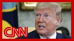 Trump on attacking Iran: You'll find out 2