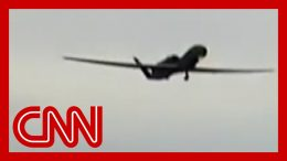 Video shows Iran shooting down US drone 3